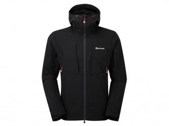 Montane Dyno Stretch Jacket - Softshell Mand - Sort - XX-Large