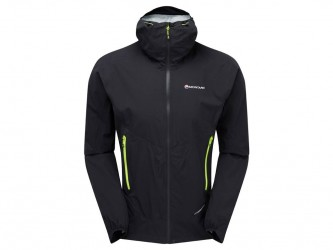 Montane Minimus Stretch Ultra Jacket - Skaljakke Mand - Sort - Medium