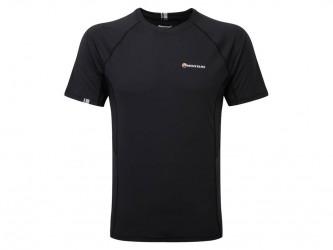 Montane Sonic T-Shirt - T-Shirt Mand - Sort - Large
