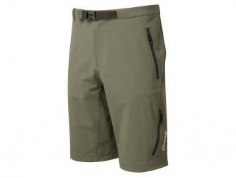 Montane Terra Alpin Shorts - Vandrershorts Mand - Grøn - Large