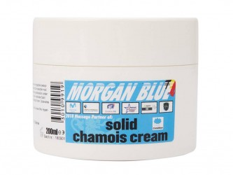 Morgan Blue Solid Chamois - Buksefedt - 200 ml.