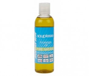 Morgan Blue Souplesse - Massageolie - 200 ml.