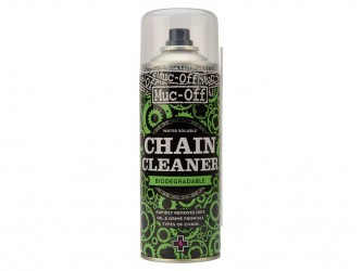 Muc-Off Chain cleaner - 400 ml kæderens på spray
