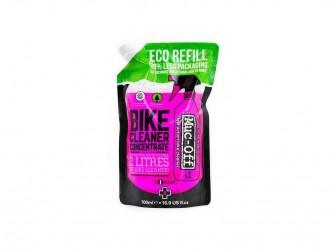 Muc-Off Nano Gel - 1:4 Koncentrat til Bikecleaner - 0,5 liter