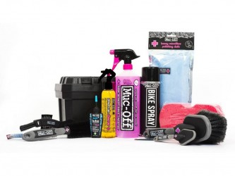 Muc-Off Ultimate Bicycle Kit - Komplet rengøringssæt til cykler