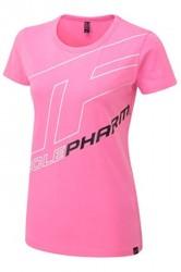 MusclePharm Ladies T-Shirt Logo MP Pink