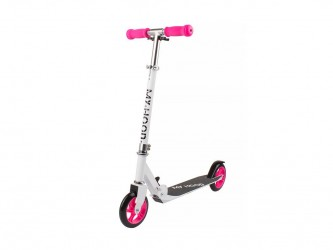 My Hood 145 - Løbehjul til børn - Hvid/Pink