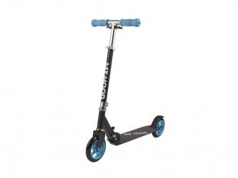 My Hood 145 - Løbehjul til børn - Sort/Turkis
