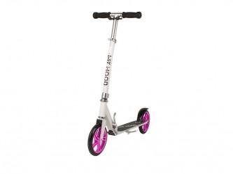 My Hood 200 - Løbehjul til børn og voksne - Hvid/Pink