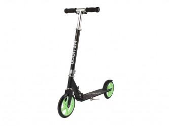 My Hood 200 - Løbehjul til børn og voksne - Sort/Grøn