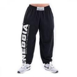 Nebbia Hardcore Fitness Sweatpants, black, Nebbia