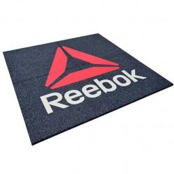 Neoflex Rubber tile: 1010*1010*25mm Reebok Floor
