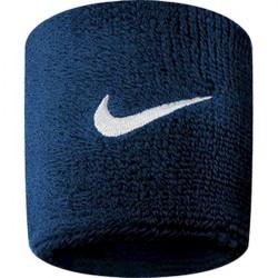 Nike Swoosh Svedbånd - 2 Pak, mørkeblå