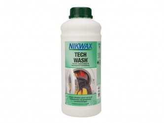 Nikwax Tech-Wash - Vaskemiddel til vandtæt beklædning - 1000 ml