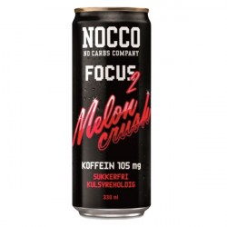 Nocco Focus 2 Melon Crush 24x330ml