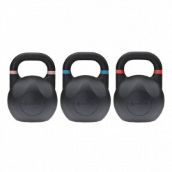 Nordic Fighter Thor Fitness Black Competition Kettlebell 22kg