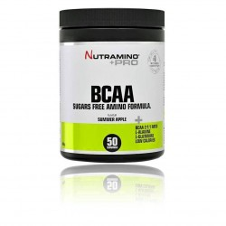 Nutramino +Pro BCAA Powder Summer Apple - 400g
