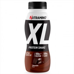 Nutramino Protein XL Shake Chocolate 500ml - 12 stk