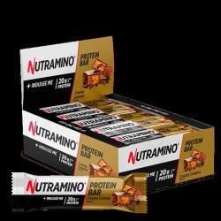 Nutramino Proteinbar Creamy Caramel 12x64g