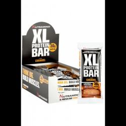 Nutramino Proteinbar XL Caramel 82g - 16 stk