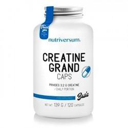 Nutriversum Creatine Grand Caps 120 Caps