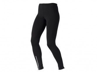 Odlo dame tights lange - SLIQ ACTIVE RUN - Sort - Str. L