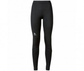 Odlo dame tights lange - SLIQ ACTIVE RUN - Sort