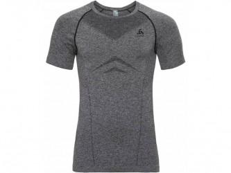 Odlo - Performance light Suw Top - Sved t-shirt - Herre - Sort/grå