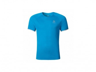 Odlo - Yocto - Løbe t-shirt - Herre - Blå - Str. S