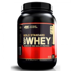 Optimum Nutrition Gold Standard 100% Whey 900 g
