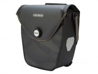 Ortlieb Cykeltaske Ortlieb Velo-Shopper grå/sort 20 liter