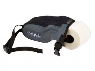 Ortlieb Toiletpapirsholder Ortlieb T-Pack sort/grå