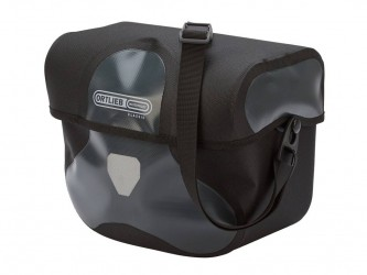 Ortlieb - Ultimate 6 Classic - Grå/Sort 8,5 liter