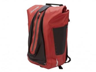 Ortlieb - Vario - rød 20 liter - Cykeltaske og rygsæk i én