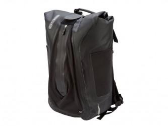 Ortlieb - Vario - Sort 20 liter - Cykeltaske og rygsæk i én