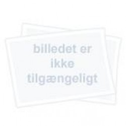 Oxide Löparstrumpa, vit/grå, 39-42
