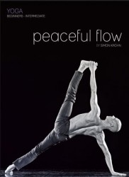 Peaceful Flow yoga dvd - Simon Krohn