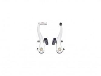 Point Bremseklo V-Bremse Comfort Sølv