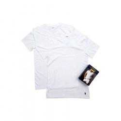 Polo Ralph Lauren 2-Pack T-Shirts V-Neck White