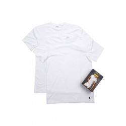Polo Ralph Lauren 2-Pak T-shirts Round Neck White