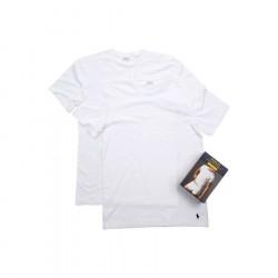 Polo Ralph Lauren 2-Pak T-shirts Round Neck White
