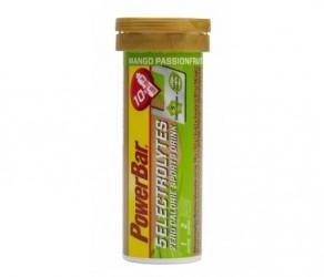 Powerbar Electrolytes - Mango/Passionsfrugt 1x10 stk.