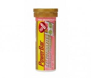 Powerbar Electrolytes med koffein - Lyserød grapefrugt 1x10 stk.
