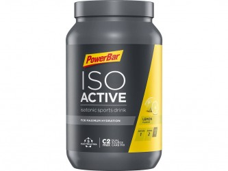 Powerbar IsoActive - Lemon 600 gram