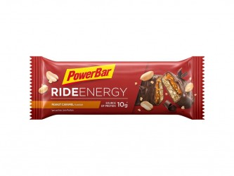 Powerbar Ride - Peanut caramel +magnesium - 55 gram