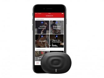 PowerDot Uno - Smart muskel stimulator - Sort