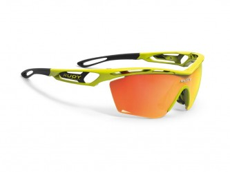 Pro-Ject Rudy Project Tralyx Slim - Løbe- og cykelbrille - Multilaser Orange