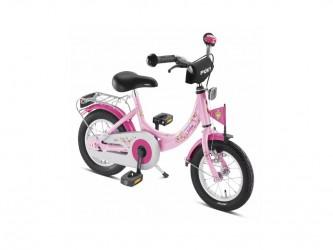 "Puky Pigecykel Puky ZL 12 Alu 12"" Lyserød/Pink Lillifee"