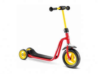 Puky - R 1 - Trehjulet løbehjul til børn - Rød