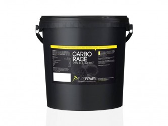PurePower Carbo Race - Citrus - 5 kg.